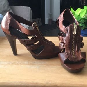 Jessica Simpson Cage Heels